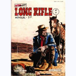 Long Rifle : n° 26, La ville au pillage