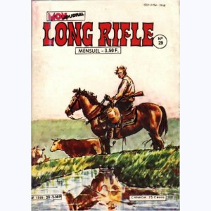 Long Rifle : n° 29, Cow-boys
