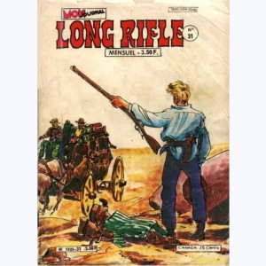 Long Rifle : n° 31, Le massacre de Comanche Station