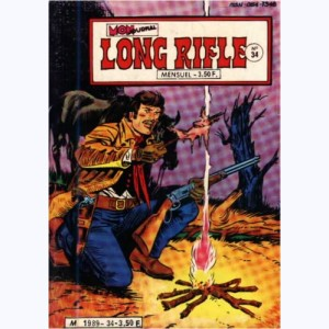 Long Rifle : n° 34, Terreur à Leadville