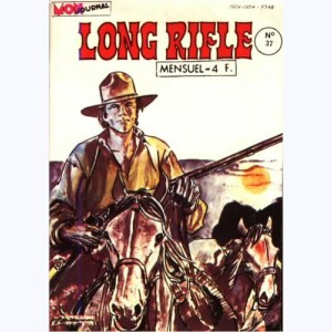 Long Rifle : n° 37, Sur la piste de Wichita Falls