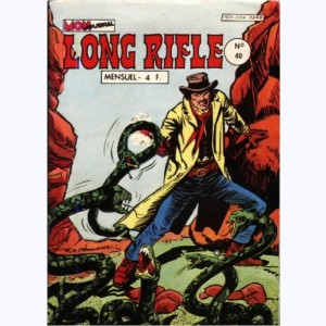 Long Rifle : n° 40, L'insaisissable Gordon