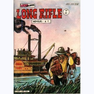 Long Rifle : n° 45, La fille du prospecteur