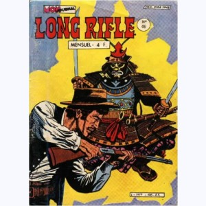 Long Rifle : n° 46, Les pirates du fleuve