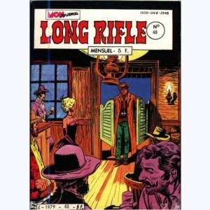 Long Rifle : n° 48, La folle poursuite