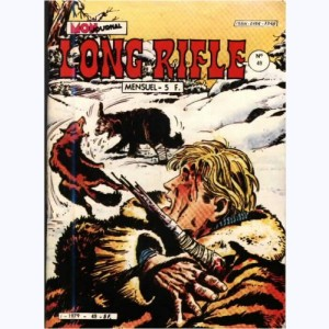 Long Rifle : n° 49, L'infernale nuit