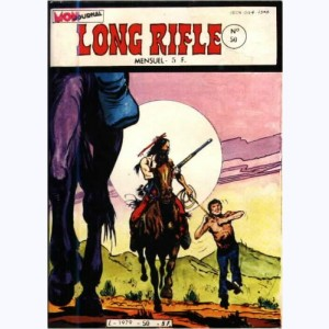 Long Rifle : n° 50, L'homme de glace