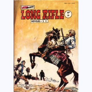 Long Rifle : n° 58, La main du mort