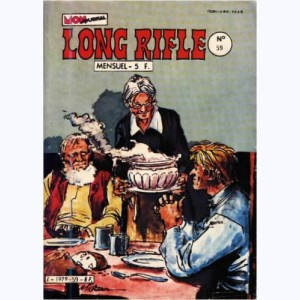 Long Rifle : n° 59, Dick l'incorrigible