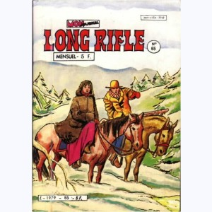 Long Rifle : n° 65, Milady