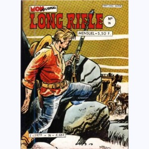 Long Rifle : n° 76, Au-delà du pont