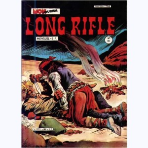 Long Rifle : n° 84, Les villes d'or