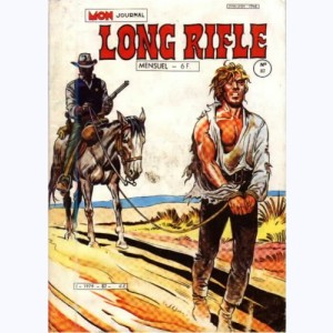 Long Rifle : n° 87, La piste de YUMA