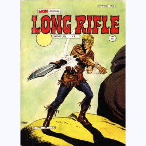 Long Rifle : n° 88, Doux ange
