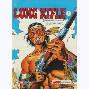 Long Rifle : n° 90, La parole d'un Apache