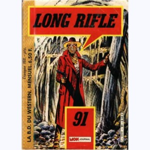 Long Rifle : n° 91, ADAH