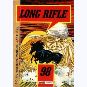 Long Rifle : n° 98, L'étalon noir