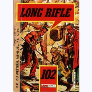 Long Rifle : n° 102, Tel père, telle fille