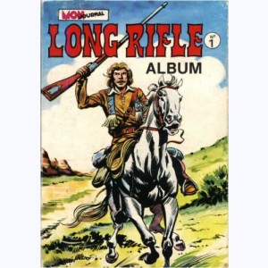 Long Rifle (Album) : n° 1, Recueil 1 (01, 02, 03)