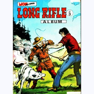 Long Rifle (Album) : n° 3, Recueil 3 (07, 08, 09)