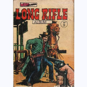 Long Rifle (Album) : n° 9, Recueil 9 (25, 26, 27)