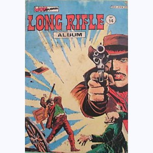 Long Rifle (Album) : n° 14, Recueil 14 (40, 41, 42)