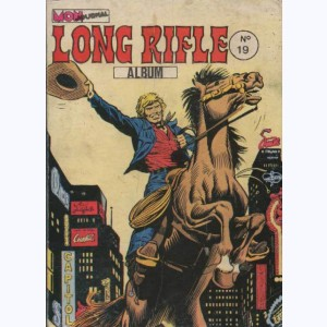 Long Rifle (Album) : n° 19, Recueil 19 (55, 56, 57)