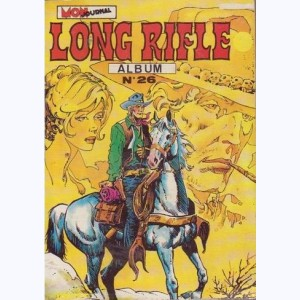 Long Rifle (Album) : n° 26, Recueil 26 (76, 77, 78)