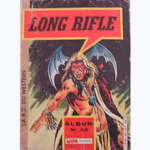 Long Rifle (Album) : n° 32, Recueil 32 (94, 95, 96)