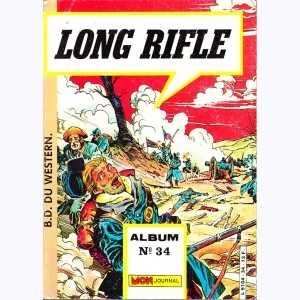 Long Rifle (Album) : n° 34, Recueil 34 (100, 101, 102)