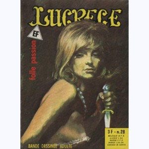 Lucrèce : n° 28, Folle passion