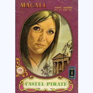 Magali : n° 7, Castel-pirate 1/2