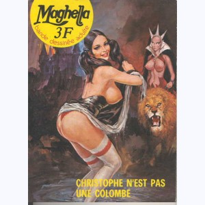 Maghella : n° 20, Christophe n'est pas une colombe