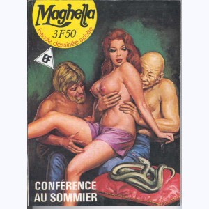 Maghella : n° 76, Conférence au sommier