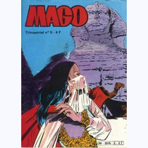 Mago : n° 5, Cagliostro : Aux royaumes des ombres