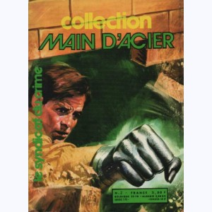Collection Main d'Acier : n° 2, Le syndicat du crime