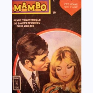 Mambo : n° 19, Cet homme que j'aime