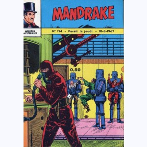 Mandrake : n° 124, Week-end à surprise