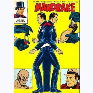 Mandrake : n° 259, Le pain d'un million de dollars 1/2