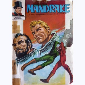 Mandrake : n° 292, Les pirates du ring 2