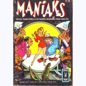 Maniaks : n° 4, Ange o'Day : Chinoiseries