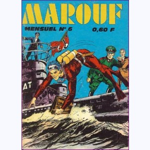 Marouf : n° 6, Requins aveugles