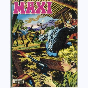 Maxi : n° 32, Jim HAWK : Embrouillamini