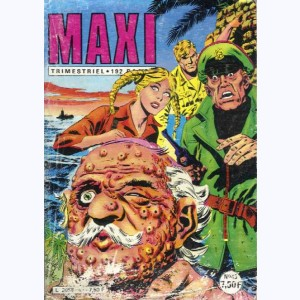 Maxi : n° 43, Jim Faucon : L'affaire Danzig