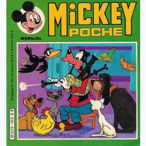 Mickey Poche : n° 103, Concurrence loyale