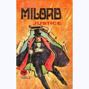Milord Justice : n° 1, Le testament