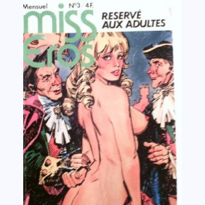 Miss Eros : n° 3, Lady Love : Le Diabolique Comte d'Exford