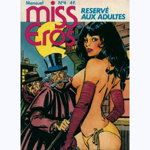 Miss Eros : n° 4, Prohibition Story : Je suis un sentimental