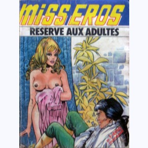 Miss Eros : n° 7, Chang : Les faux diamants