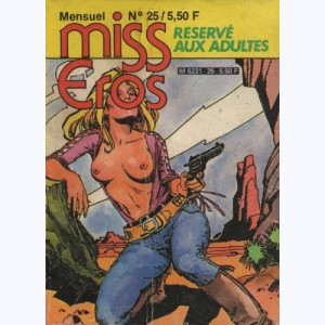 Miss Eros : n° 25, Chang : Objectif Chang